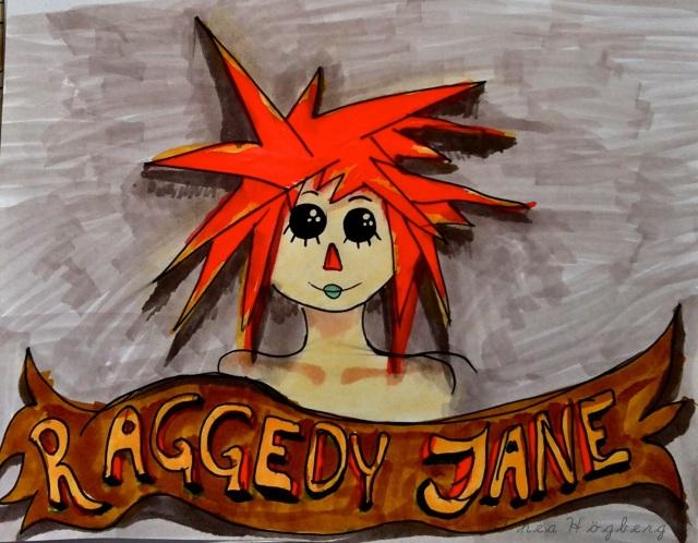 Raggedy Jane Banner