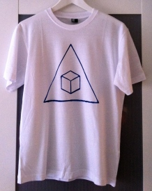 Silc Screen Delta Cubes Community t-shirt