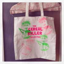 the CEREAL KILLER collection #004