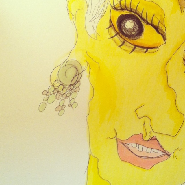 Audrey Hep B eye