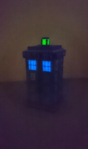 Doctor Who Tardis perler hama nabbi beads 7