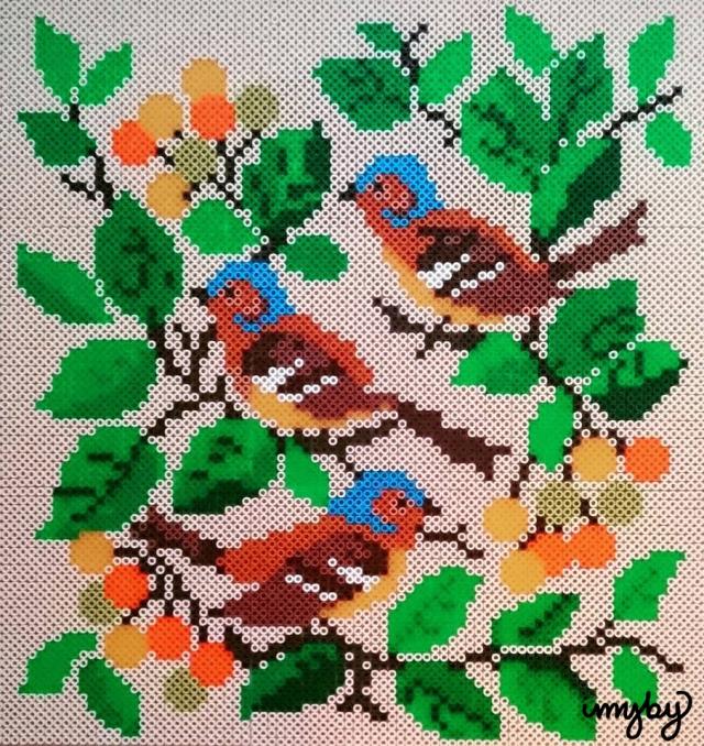 farmors fåglar IMYBY